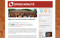 Spark Minute