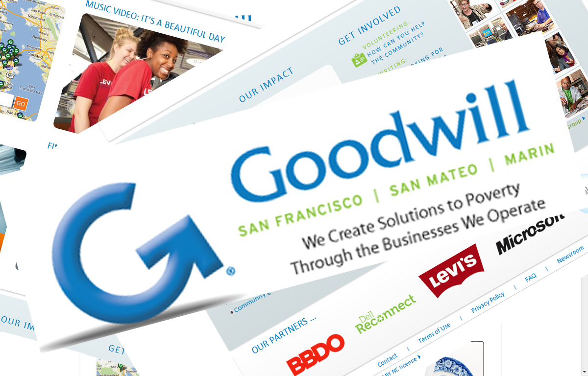 Sf goodwill dcgws for Is goodwill a non profit organization