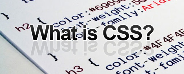 Getting To Know CSS