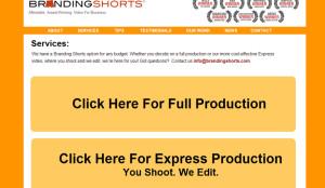 Branding Shorts